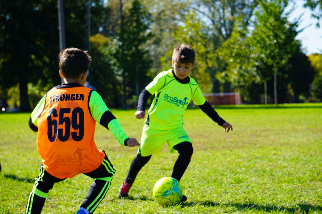 iProSkills Academy is a European-style soccer club for Chicagoland youth of all ages