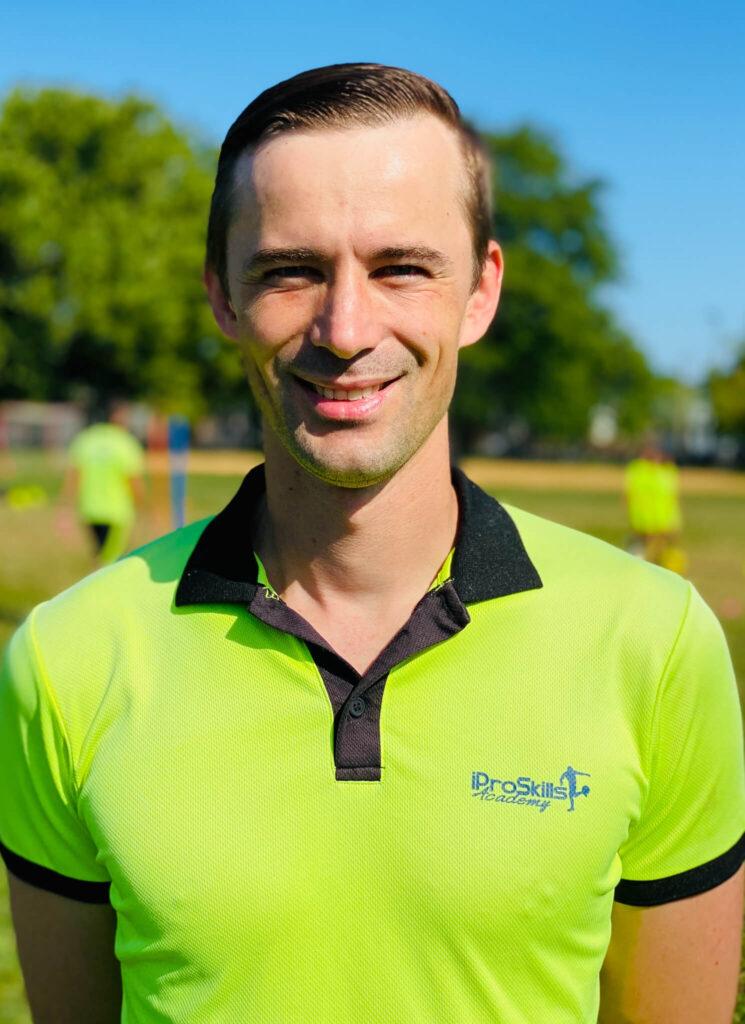 Igor Tirsina - Goalkeeper Head Soccer Coach