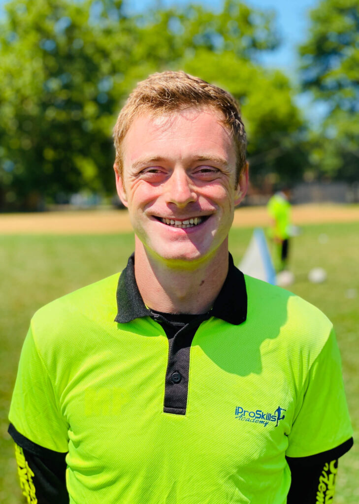 Matei Paun - Soccer Program Director, U5-U10