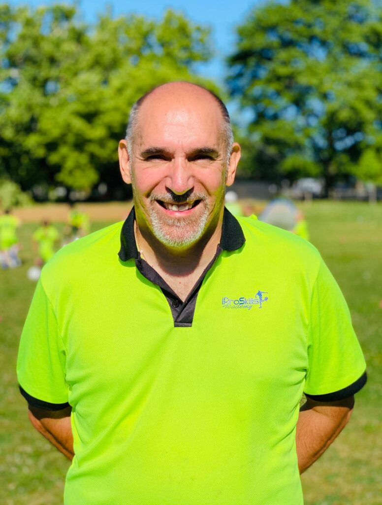 Nick Lemperis - Soccer Club Manager
