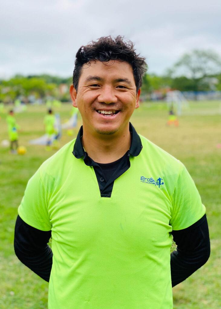 Pema Tashi - Soccer Coach, U8 & U9