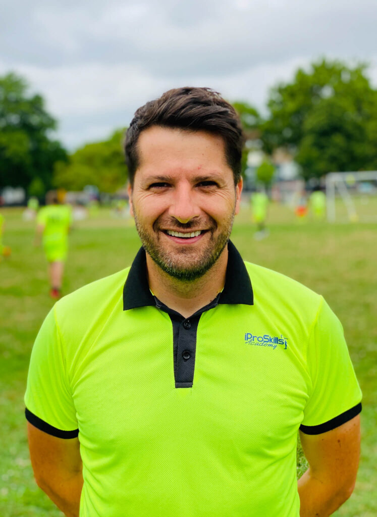 Radu Gramada - Soccer Coach Assistant