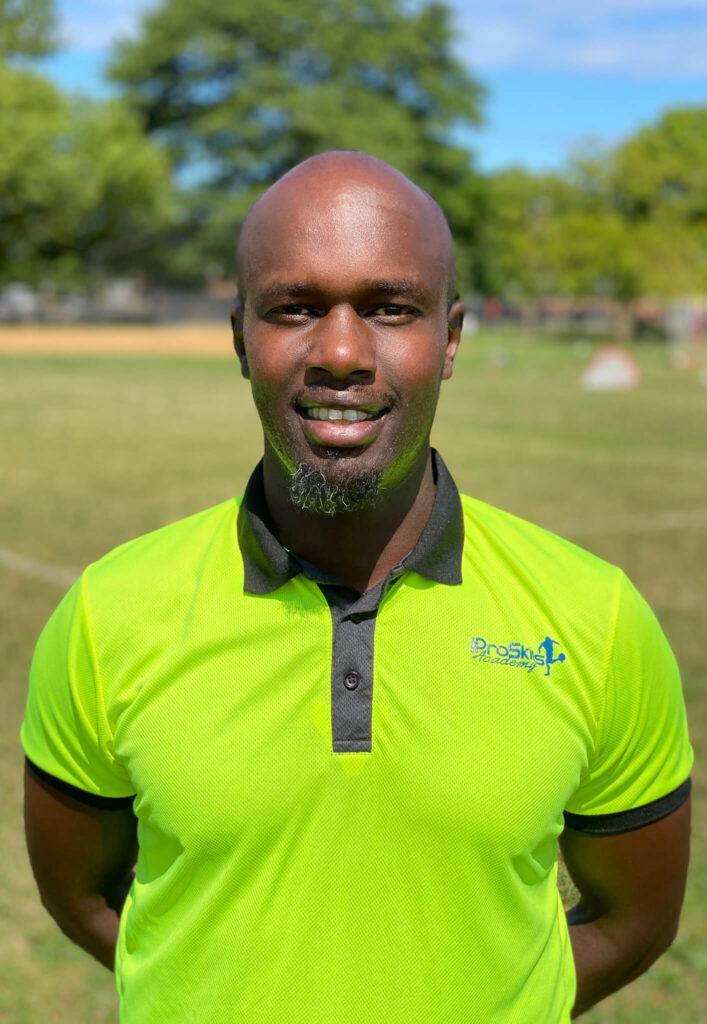 Victor Ishimwe - Soccer Coach, U10 – U12