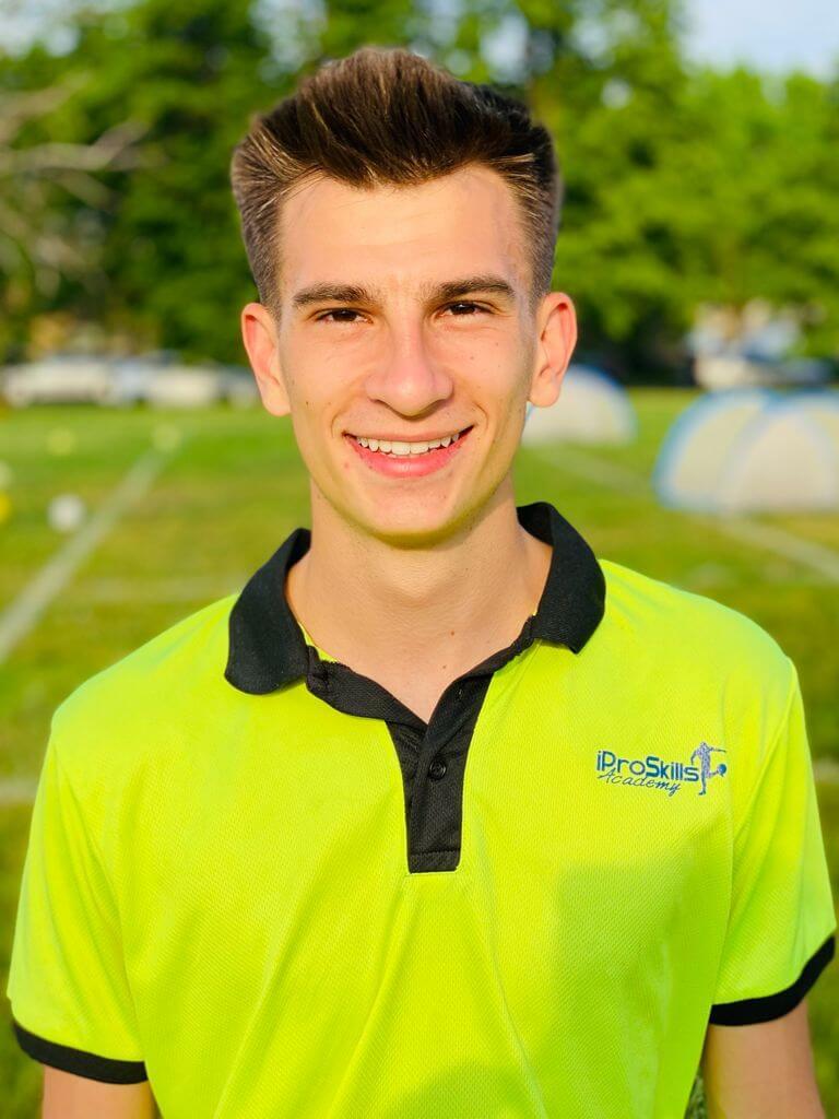 Ionut Fratila - Soccer Coach Assistant