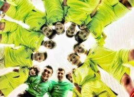 iproskills soccer team winning