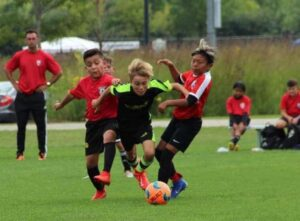 Sebastian Antal, player trained in Chicago playing professional soccer in Switzerland